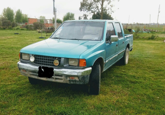 Chevrolet Luv 2.5 Pick-up D/cab 4x2 D Aa 1996