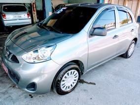 Nissan March 1.0 12v S 5p Raridade !!!!