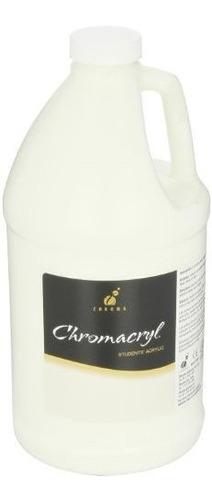 Imagen 1 de 1 de Chroma Chromacryl  Pintura Acrilica No Toxico Premium  Pintu