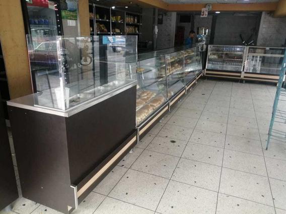 Panaderia Completa Equipos Y Mobiliario Solo Falta El Local