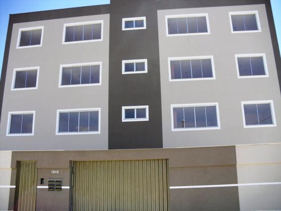Apartamento Com 3 Quartos Para Comprar No Gávea Ii Em Vespasiano/mg - 459