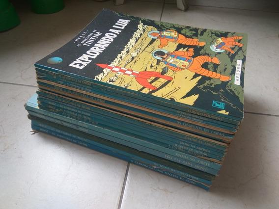 As Aventuras De Tintim - 19 Edições Record