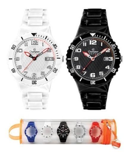 Relógio Troca Pulseiras Original Cp30119x
