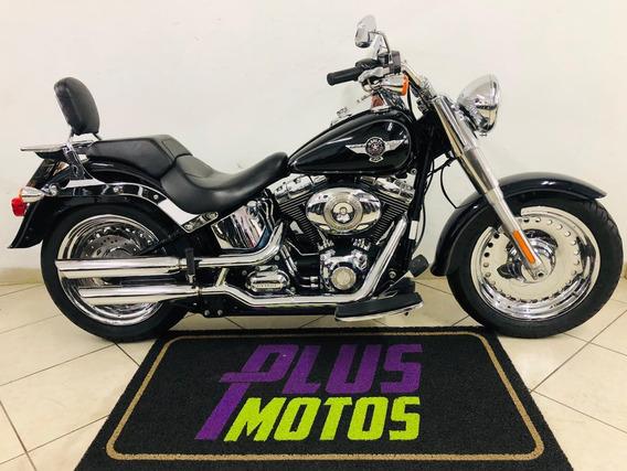 Harley Davidson Fat Boy Linda Moto Sem Detalhes