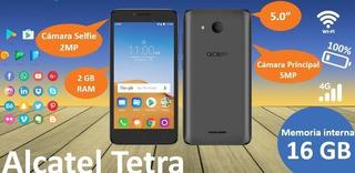 Alcatel Tetra 16gb 2gb Ram 4g Lte Android 8.1 (65 Vs)