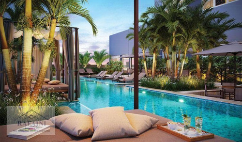 Novo Lançamento Em Osasco 2 Dormitórios À Venda, 67 M².  A Partir R$ 516.000 - Centro - Osasco/sp - Ap0528