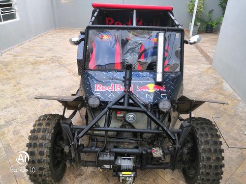 Gaiola Cross Red Bull Motor Santana 2.0 Caixa Do Fusca