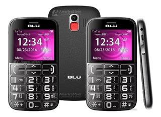 Celular Blu Joy Idosos Dual Chip Lanterna Radio Fm
