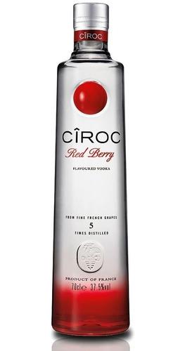 Vodka Ciroc Redberry 750ml