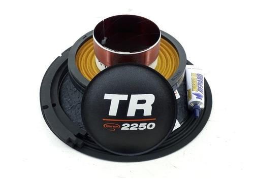 Kit Reparo Alto Falante Triton Tr 2250 Rms 12 4ohms Original