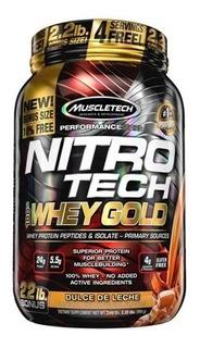 Whey Gold Nitrotech - 25lbs