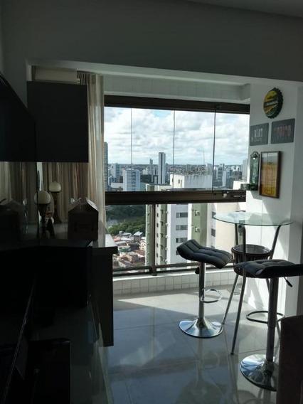 Apartamento Em Torre, Recife/pe De 52m² 2 Quartos À Venda Por R$ 400.000,00 - Ap287937