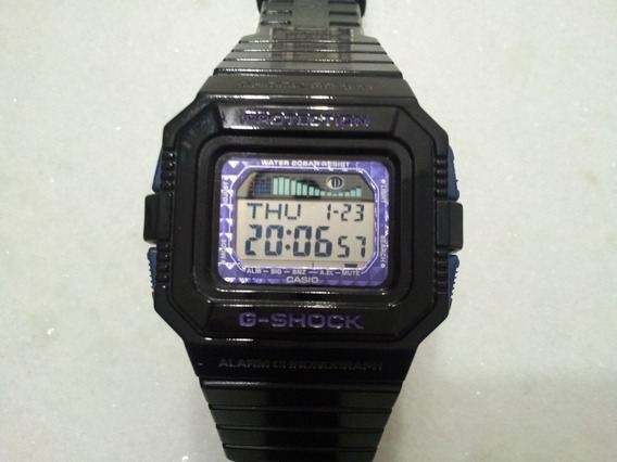 Casio G-shock Glx 5500 Exclusivo Bateria Nova