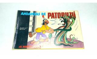 Breve Lote Con 6 Revistas Patoruzu Diversas Ediciones