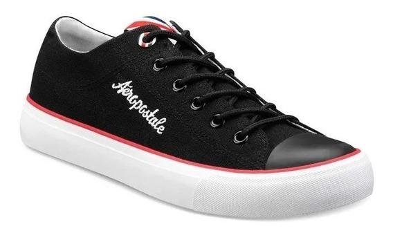Tenis Andrea Sneaker Negro 2720289 Aeropostale B