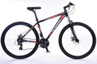 Bicicleta Mtb Kuwara R29 Aluminio 21 Vel Shimano Suspensión