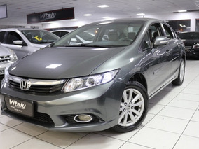 Honda Civic Lxl 1.8 Flex Aut.!!!!!