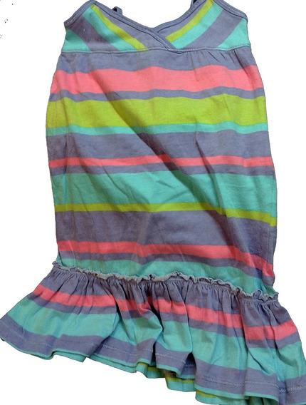 Vestido Modal Musculosa. Importado H&m! Nuevo!!! (189)