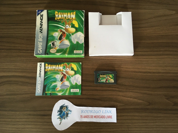 Rayman Gameboy Advance