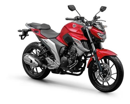 Yamaha Fazer 250 Abs 0 Km - 2021