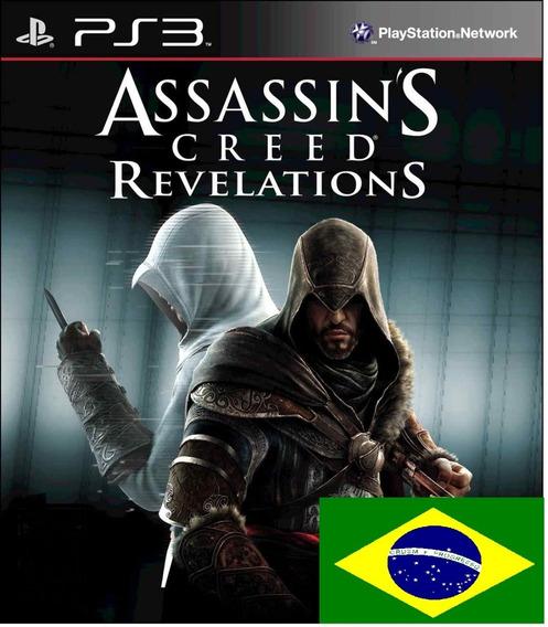 Assassins Creed Revelations Ps3 Psn Envio Imediato
