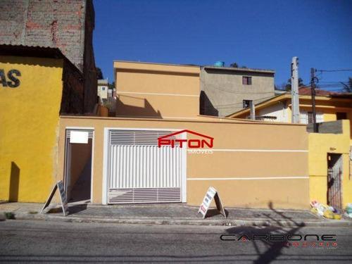 Sobrado Com 2 Dormitórios À Venda, 65 M² Por R$ 215.000,00 - Vila Buenos Aires - São Paulo/sp - So2886