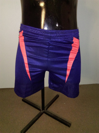 Short Para Basquetbol Azul Marino Talla Chica