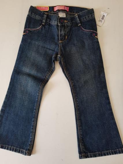 Calça Jeans Menina Old Navy Importada Eua 3 Anos