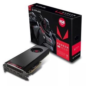 Placa De Video Amd Radeon Rx Vega 64 Sapphire 8gb Hbm2