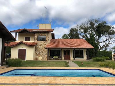 Condomínio Alto Padrão 3.000 Mts Casa, Piscina A 55 Km De Sp