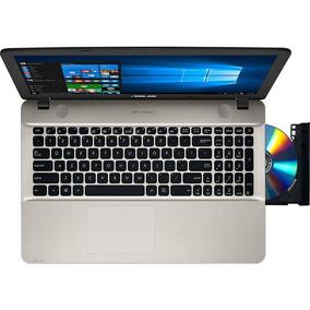 Notebook Asus Vivobook Max, Intel Core I3-6006u, 4gb, 1tb