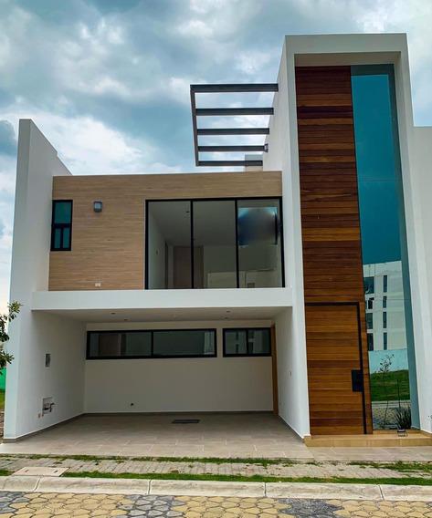 Venta Casa Residencia Lomas De Angelopolis Puebla