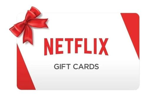 Tarjeta De Regalo De 500 De Netflix Entrega Inmediata