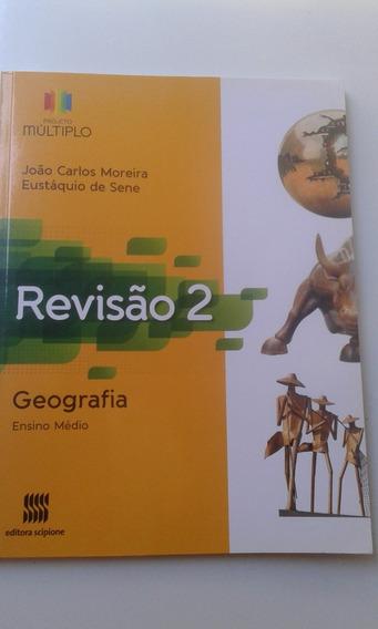 Livro Geografia Ensino Médio Revisão 2 - Projeto Múltiplo