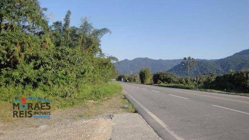 #terreno De 42.580 Metros São Sebastião Camburi - Te0291