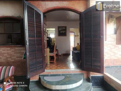 Imagem 1 de 19 de Casa Com 3 Dorms, Conjunto Habitacional Brás Cubas, Mogi Das Cruzes - R$ 320 Mil, Cod: 2180 - V2180
