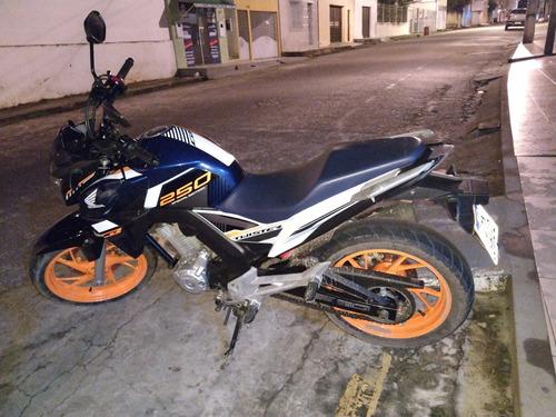 Honda Homem/twister Cb250