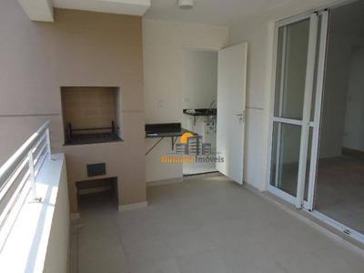 Varanda Gourmet, 03 Dormitórios, Suíte E 02 Vagas De Garagem - Butantã - Jd. Estherap3568. - Ap3568