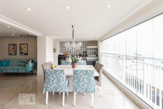 Apartamento No 4º Andar Com 3 Dormitórios E 3 Garagens - Id: 892987906 - 287906