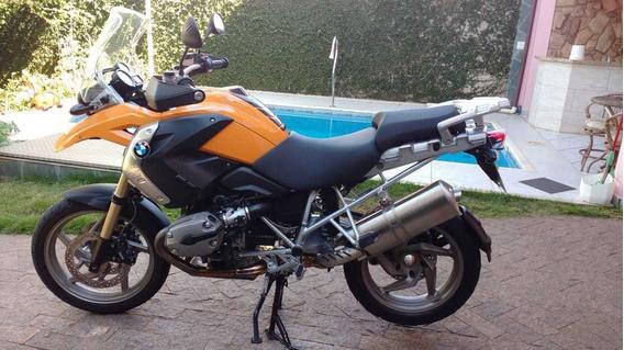 Vendo Bmw R 1200 Gs Standard 2009 Com 12100 Km Originais
