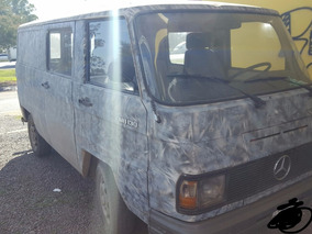 Mercedes Benz Mb 130 Food Trucks Combi Utilitario Motor Home