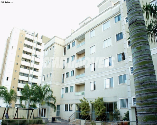 Apartamento À Venda 3 Dormitórios No Bairro Mansões Santo Antônio Em Campinas - Ap21814 - Ap21814 - 69226912