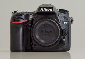 Câmera Nikon D7100 Mais Lente Nikon 17-55 2.8g
