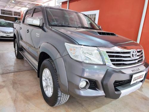 Toyota Hilux Srv 4x4 Mt 2015