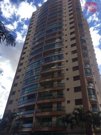 Apartamento A Venda No Bairro Setor Bueno Em Goiânia - Go. - 441-1