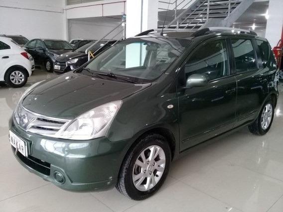 Nissan Livina 1.8 Flex
