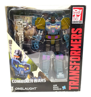 Transformers Combiner Wars Onslaught Nuevo, Original