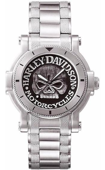 Reloj Harley Davidson Signature 76a11 Envío Gratis E-watch
