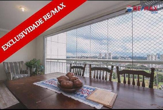 Apartamento Com 3 Dormitórios À Venda, 93 M² Por R$ 750.000,00 - Vila Leopoldina - São Paulo/sp - Ap32096