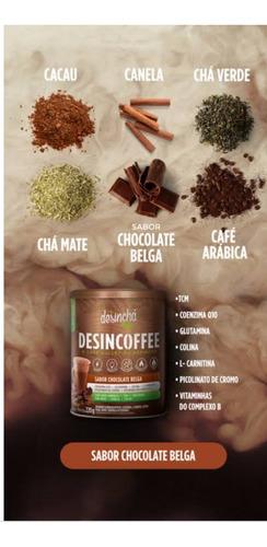 Desincoffee Chocolate Belga